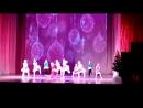 выступление Макара в танце новогодний сюрприз