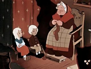 Снежная королева. (1957).