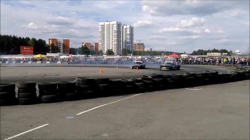 Дрифт Кинг 1 этап Екатеринбург 4 июня