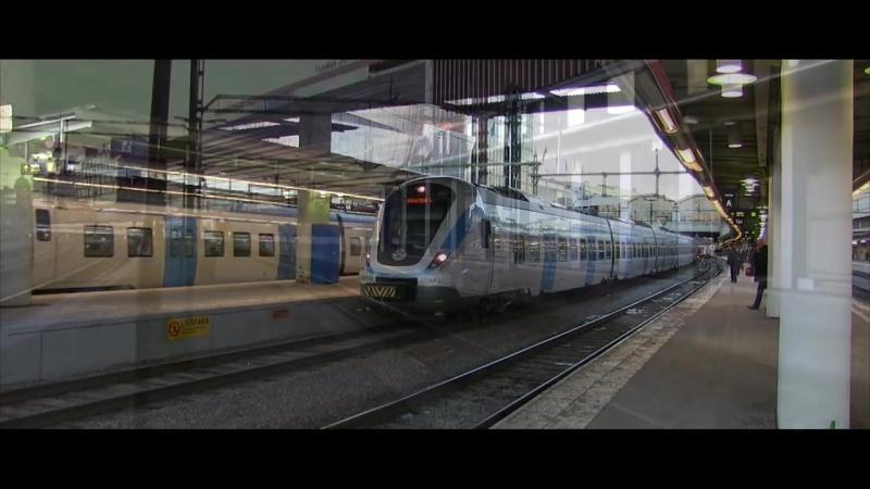Tag i Sverige 71 Stockholm centralstation