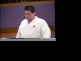 Ясухиро Ямасита на Олимпийских Играх в Лос-Анжелесе (1984) / Yasuhiro Yamashita (JPN) 1984 Los Angeles Olympic Games