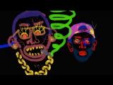 Borgore feat Juicy J - Magic Trick Official Video 1080HD