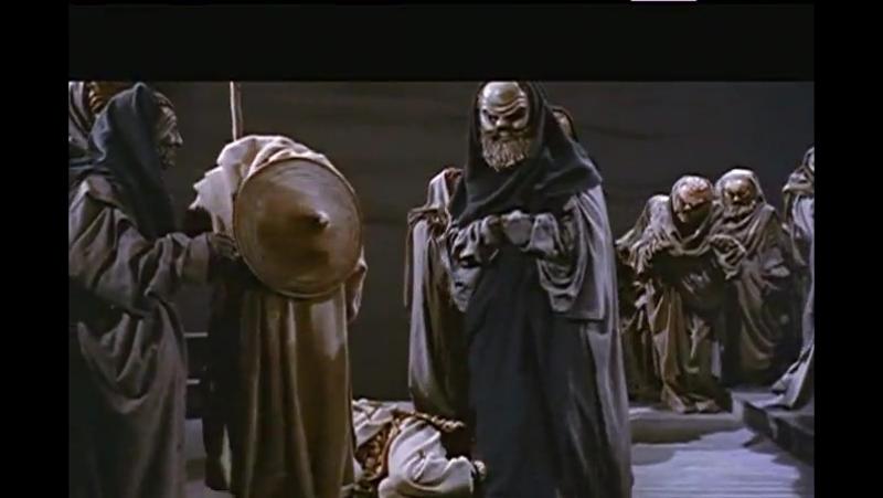 Тайрон Гутри, Абрахам Полонски - Царь Эдип \ Грех кровосмешения \ Oedipus Rex (1957)