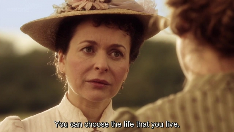 Lark Rise to Candleford 4x05 (eng sub)