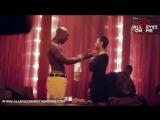 2Pac - All Eyez On Me (Видео Со Съёмок Фильма)