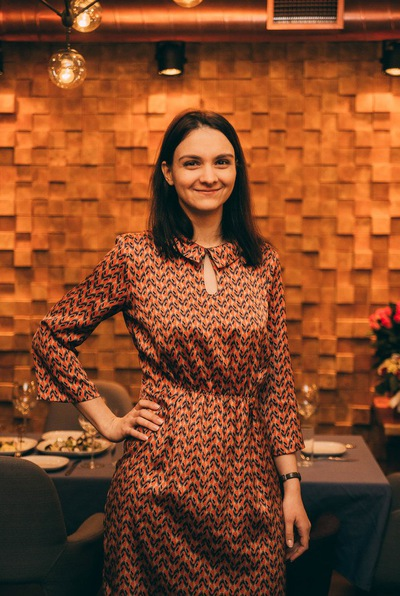 Елена Брицына