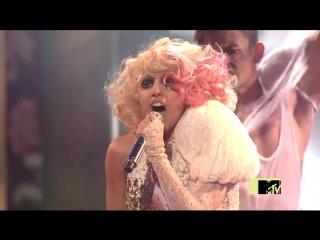 Lady Gaga — Paparazzi (Live 2009 | MTV VMA)