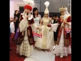 Видео с кыз узату нашей невесты 😍 Перизат 😍 в наряде Амаль от @zolotayapugovica 🌞