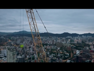 New World Centre in Hong Kong