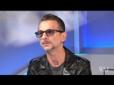 Dave Gahan interview for Wall Street Journal. March 2017