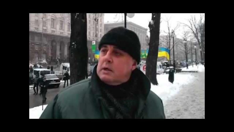 Лесь Подерв'янський про Майдан та Конституцію Евромайдан євромайдан EuroMajdan