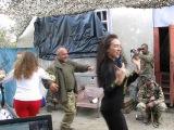 Грузинский легион   Чорна гора