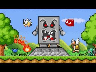 Super Mario Bros. X (SMBX 1.4.2) - 6 CUSTOM NPCs (Scripted NPCs) | NPCs Pack 1
