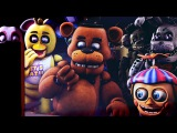 [FNAF SFM] Animatronics React to Sister Location VIDEO TRAILER Reaction Animation