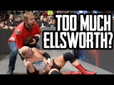 TOO MUCH JAMES ELLSWORTH (WWE Smackdown Live Recap and Results 112216 w Steve and Larson)
