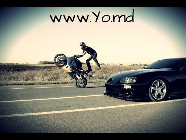 Резко затормозил / brake sharply @ YoMd
