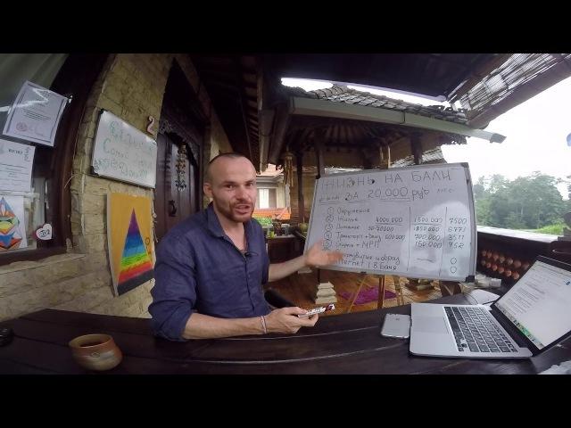 Жизнь на бали за 20000 рублей в месяц | Бали цены