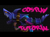 Cosplay Tutorial - FishBonesEspinasCarapescado Jinx