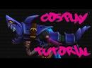 Cosplay Tutorial - FishBones/Espinas/Carapescado Jinx