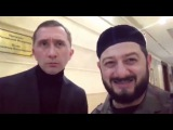 Кадыров и Галустян сняли шуточный видеответ НАТО