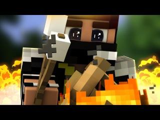 ШАШЛЫК НА ГОРЯЩЕМ ПУКАНЕ РОСТИКА :D #12 [Прохождение Карты] - Minecraft