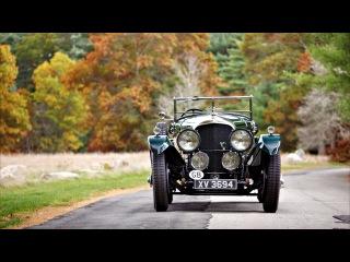 Bentley 4 Litre Special Four Door Sports Tourer by Vanden Plas FT3221 1928