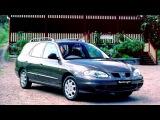 Hyundai Lantra Sportswagon AU spec J2 1996 98