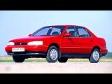 Hyundai Lantra J1 1990 93