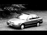 Honda Concerto JX i 4 door Sedan JP spec MA2 06 1988 02 1991
