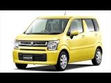 Suzuki Wagon R Hybrid FX 02 2017