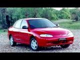 Hyundai Lantra Sportz AU spec J2 1998