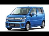Suzuki Wagon R Hybrid FZ 02 2017
