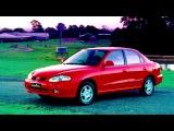 Hyundai Lantra AU spec J2 1998 2000