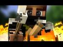 ШАШЛЫК НА ГОРЯЩЕМ ПУКАНЕ РОСТИКА :D 12 [Прохождение Карты] - Minecraft