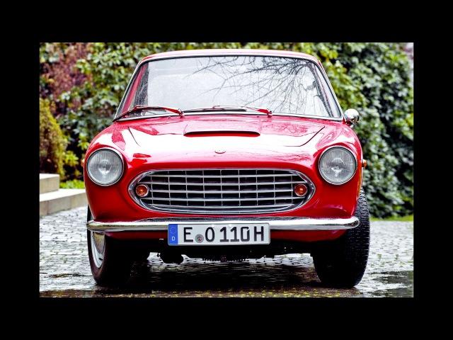 Fiat O S C A 1500 Sport Coupe by Viotti 118 1957 59 » Freewka.com - Смотреть онлайн в хорощем качестве