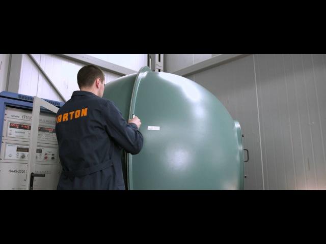 VARTON Russian LED Lighting Fixtures manufacture | Производство светодиодных светильников VARTON
