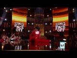 China Anne McClain as James Brown Live on Sing Your Face Off  Aired 6-14-14