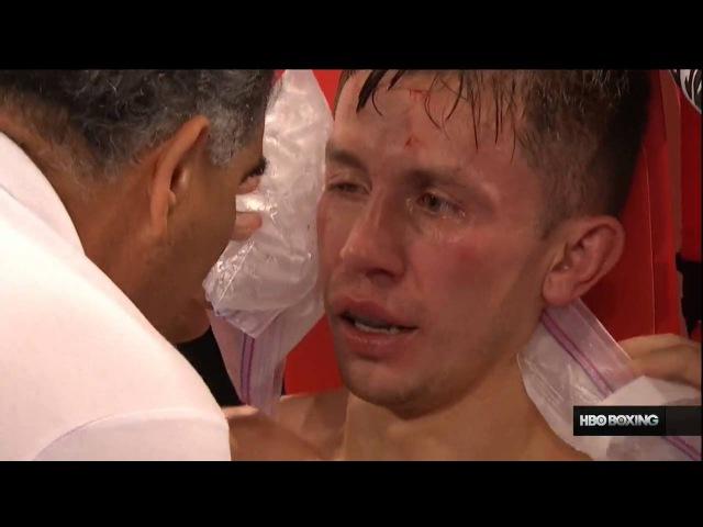 Геннадий Головкин Келл Брук HD 720 Полный бой HBO