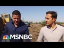Hispanic-Owned Businesses Vying For Contract To Build Border Wall | MSNBC