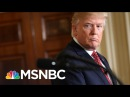 How President Trump Can Rebound From Low Approval Rating | Morning Joe | MSNBC