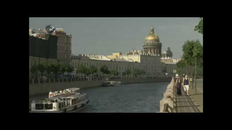 Метро Санкт-Петербурга ( Из чего это сделано )
