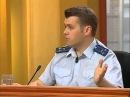 Федеральный судья. Подсудимый Яшкин убийство, покушение.