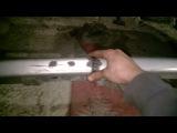 Ремонт или Тюнинг бампера Honda Domani часть 2