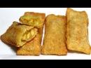 ПИРОЖКИ Яблочный Пирожок как в Макдональдс – очень просто и вкусно Bánh Táo Mcdonald [LudaEasyCook]