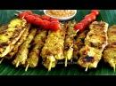 ВКУСНЫЕ Шашлычки из курицы и свинины Сатэ Тайская и индонезийская кухня LudaEasyCook