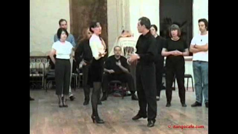Osvaldo Zotto and Lorena Ermocida, Advanced Seminar Vol. 1 (excerpt V354)
