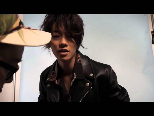 [CxT] Takeru Sato en Korea 2012 2