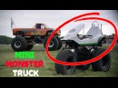 Colin Furze's Mini Monster Truck!