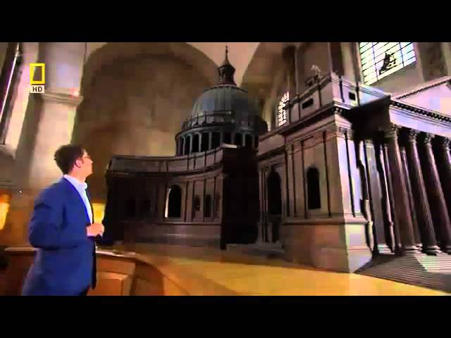 Ancient MegaStructures St Paul's Cathedral Documentary english Part 1