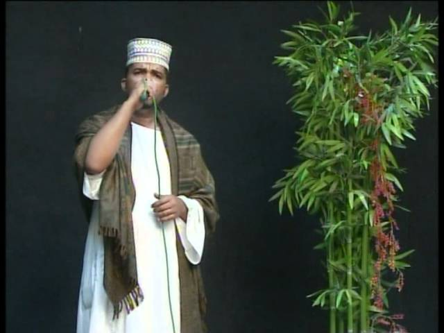 عبد العظيم الفاضل مدحة اسد الله في الغزوات